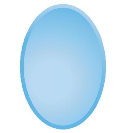 MyArte Specchi molati ovali 50x60 cm