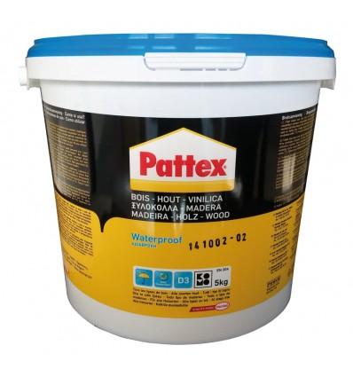 "Colla vinilica ""Pattex"" 5 kg - 1 pz"