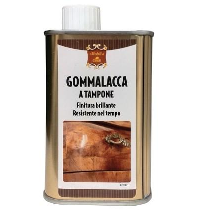 """Prodotti per il legno """"MyArte"""" - Gomma lacca 250ml"""