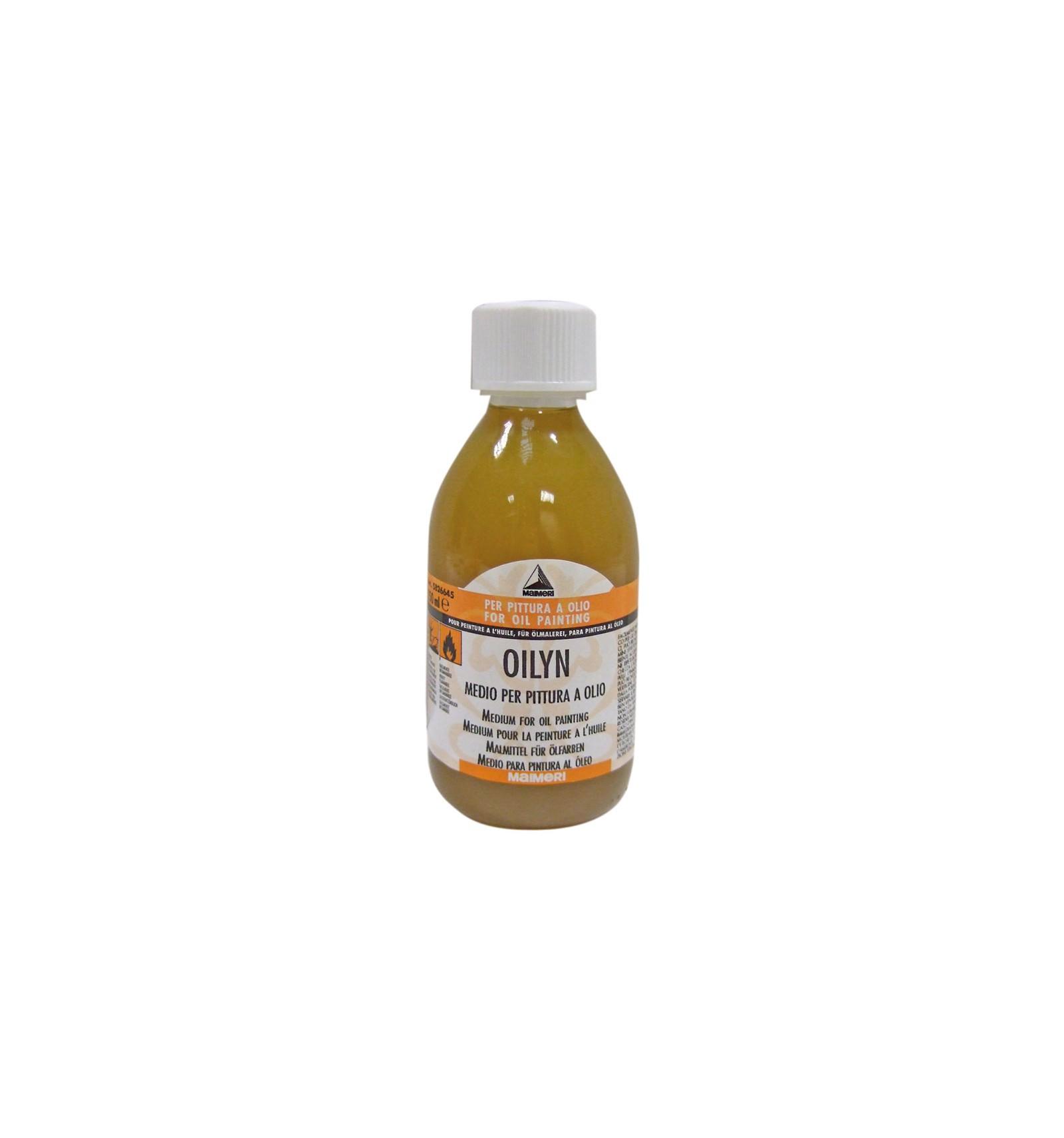 Ausiliari Colori Olio Oilyn Maimeri Ad Per 75ml wP80Onk