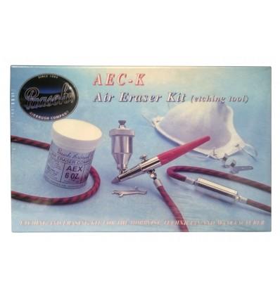 Kit per sabbiare con aerografo