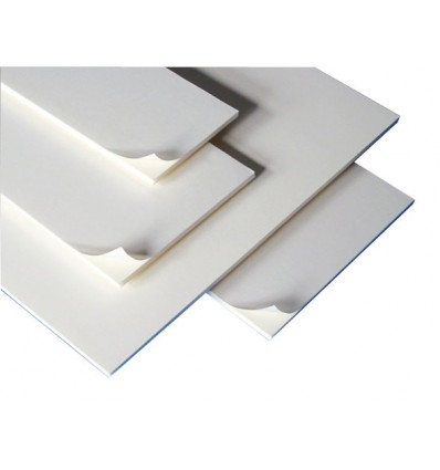 Cartone adesivo 100x150, anima in pasta legno, spes. 2,5 mm